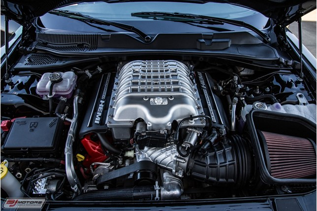 2018 Speekore Dodge Challenger SRT Demon