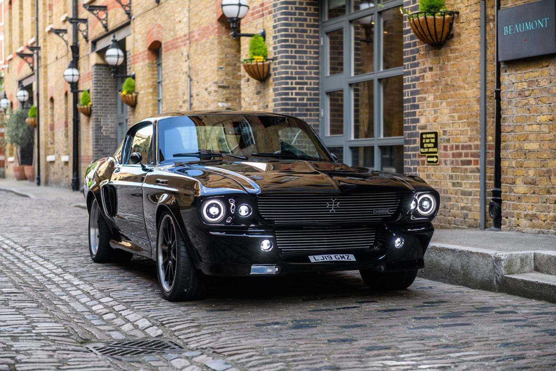 Charage Mustang