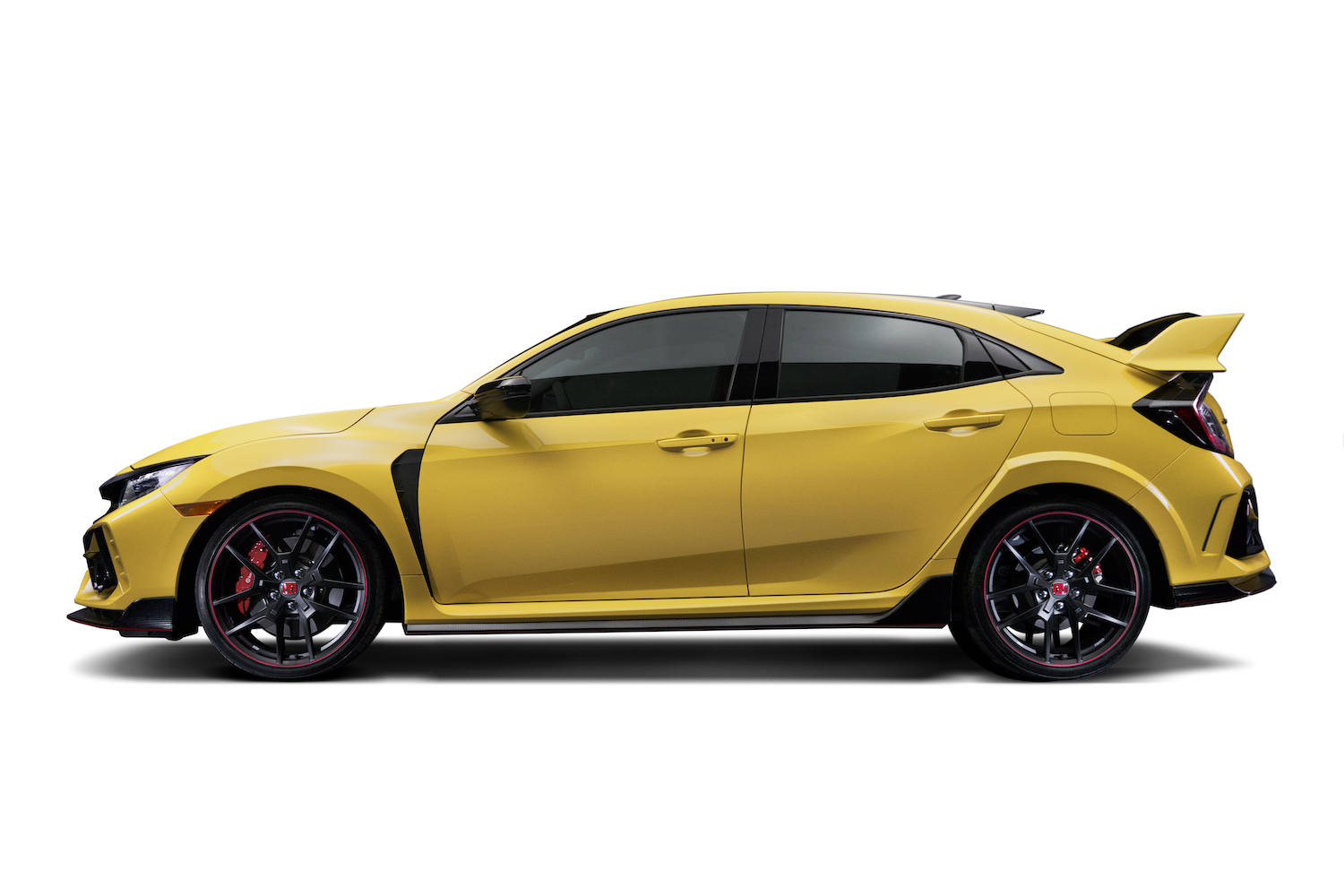 2021 Civic Type R Limited Edition side-view
