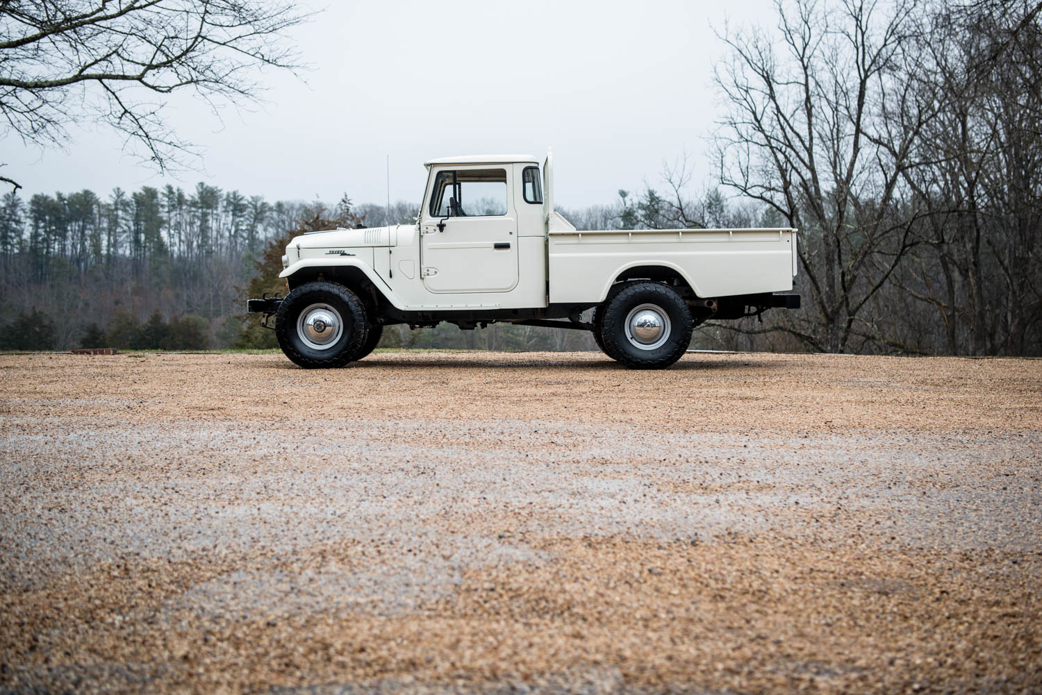 1965 Toyota FJ45 Land Cruiser Custom by TLC 4×4