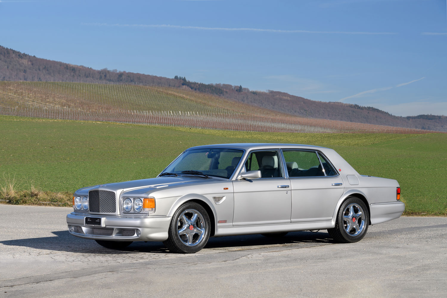 1998 Bentley Turbo RT Mulliner
