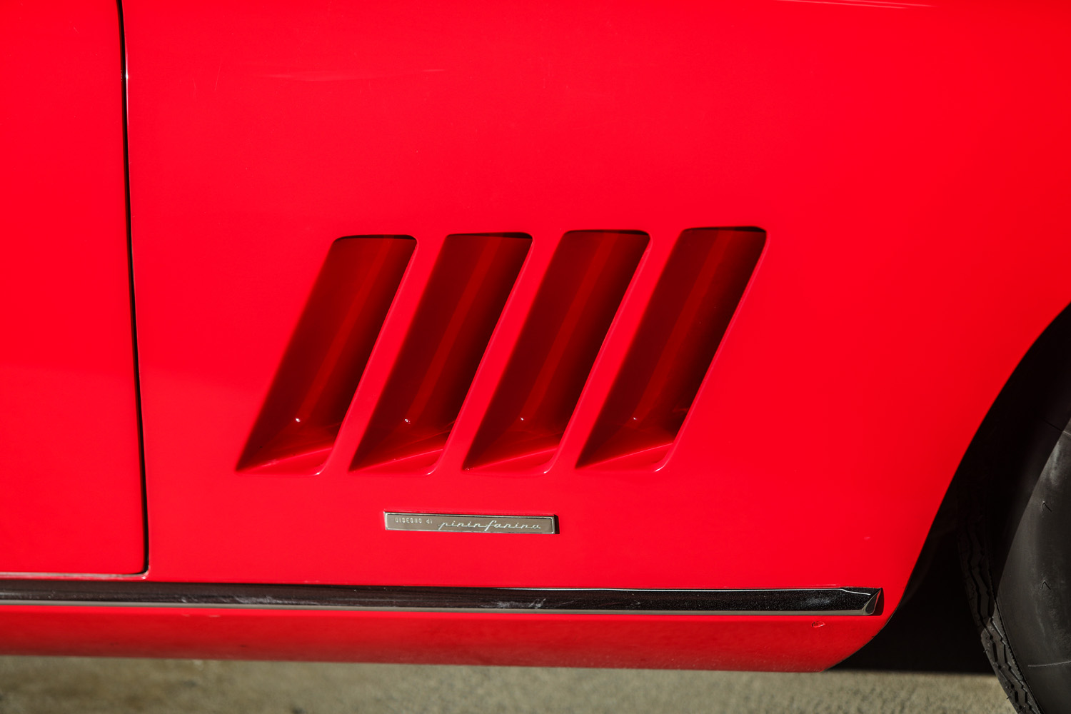 Petersen Enzo Ferrari Tribute