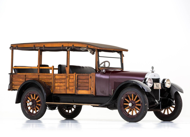1923 Buick Station Wagon