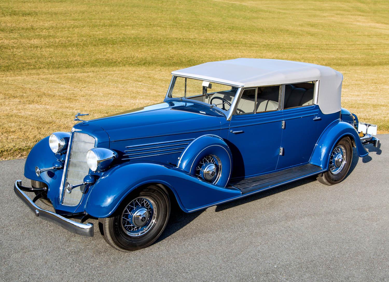 1934 Buick 98C Convertible Phaeton