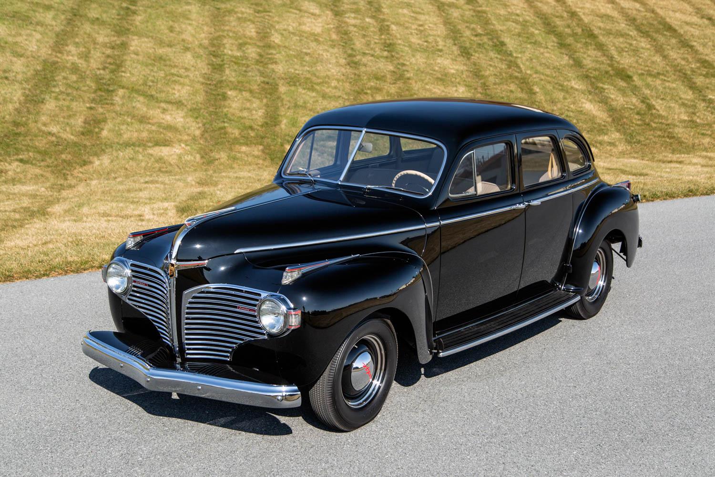 1941 Dodge Luxury Liner Sedan