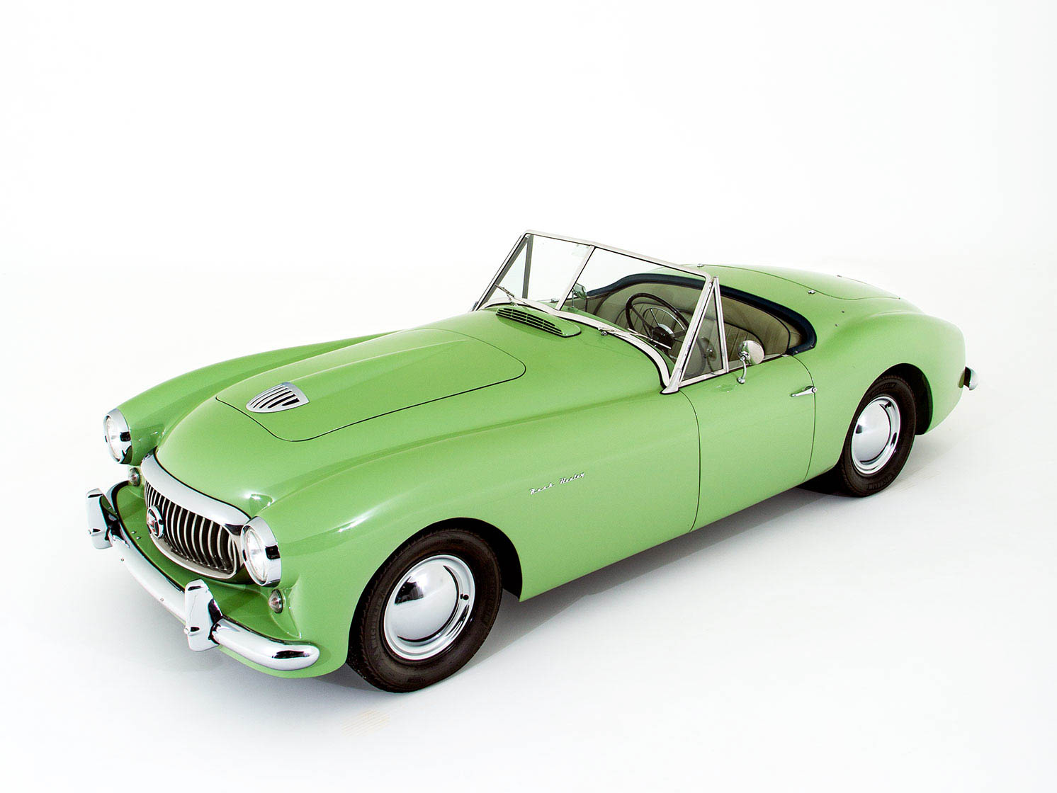1951 Nash-Healey