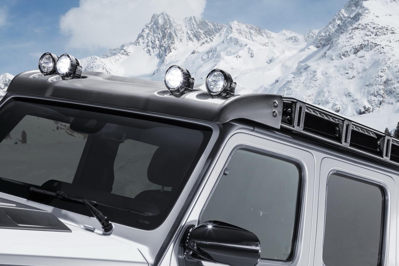 Brabus 800 Adventure XLP lights