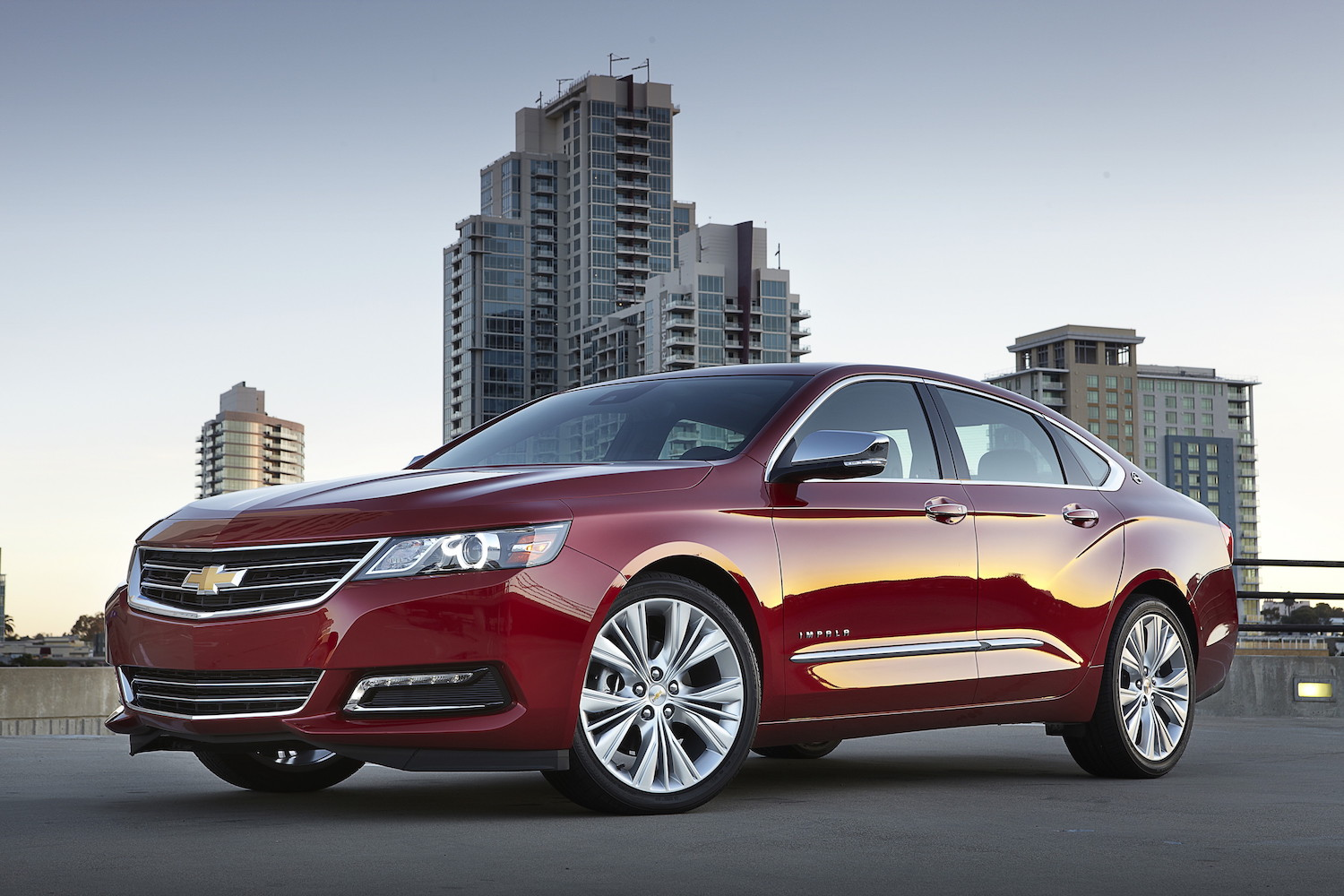 Chevrolet Impala production ends, but the SS is not forgotten thumbnail