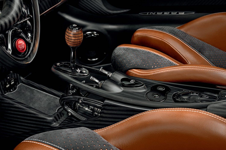 pagani huayra gearstick