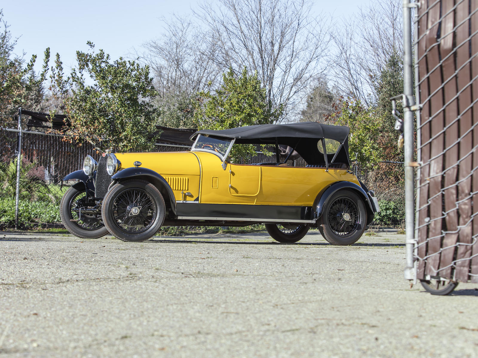 1925 Bugatti Type 30 Sports Tourer