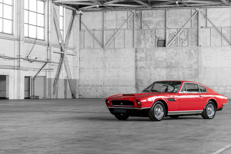Aston Martin Vantage (1972-1973)