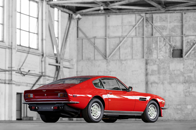 Aston Martin V8 Vantage (1977-1990)