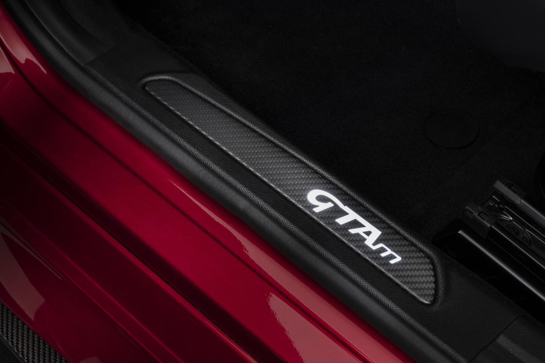 Alfa Romeo Giulia GTA sill