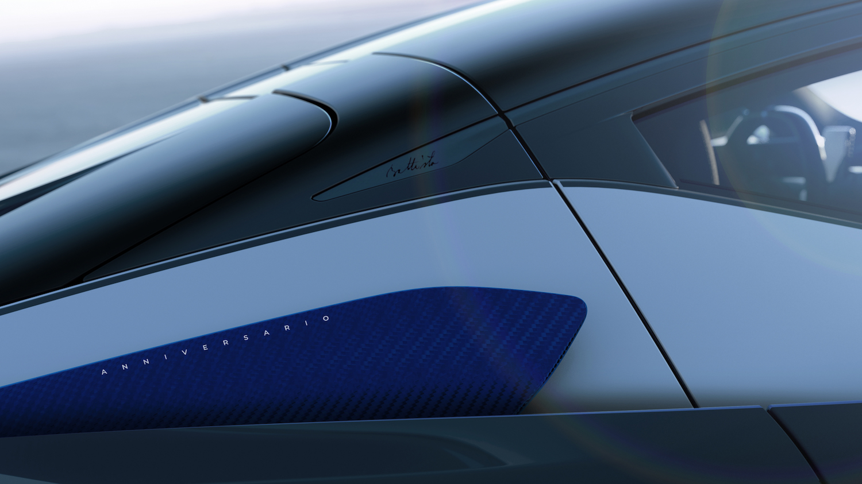Pininfarina hyperca rear