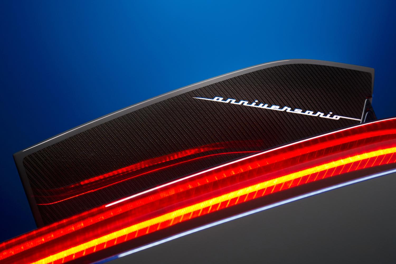 Pininfarina hypercar rear wing