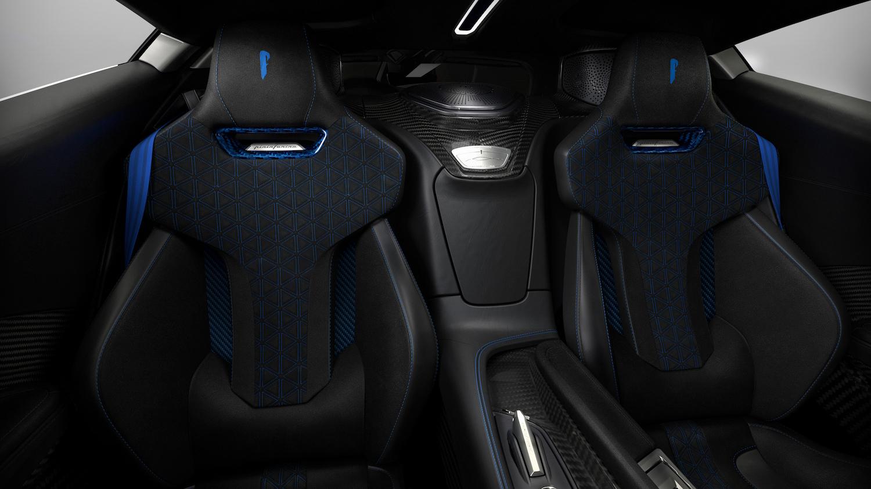 Pininfarina seats