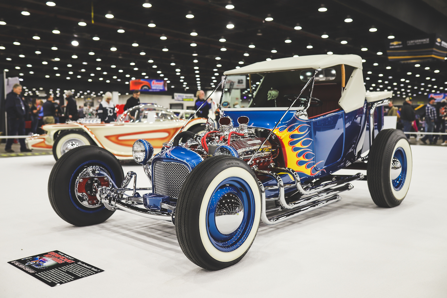 The 2020 Detroit Autorama is so much more than hot rods and the Ridler thumbnail