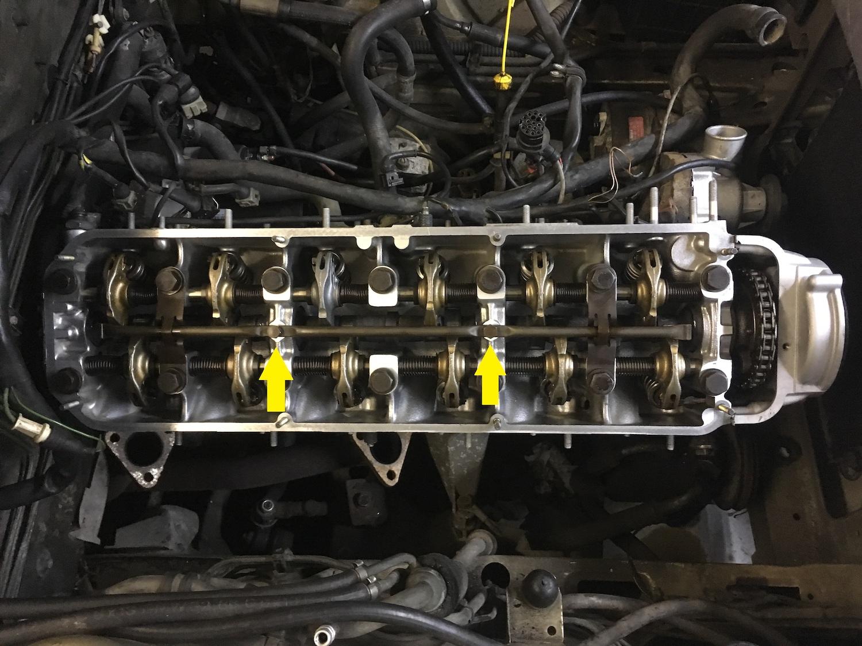 bmw m30 engine head internals