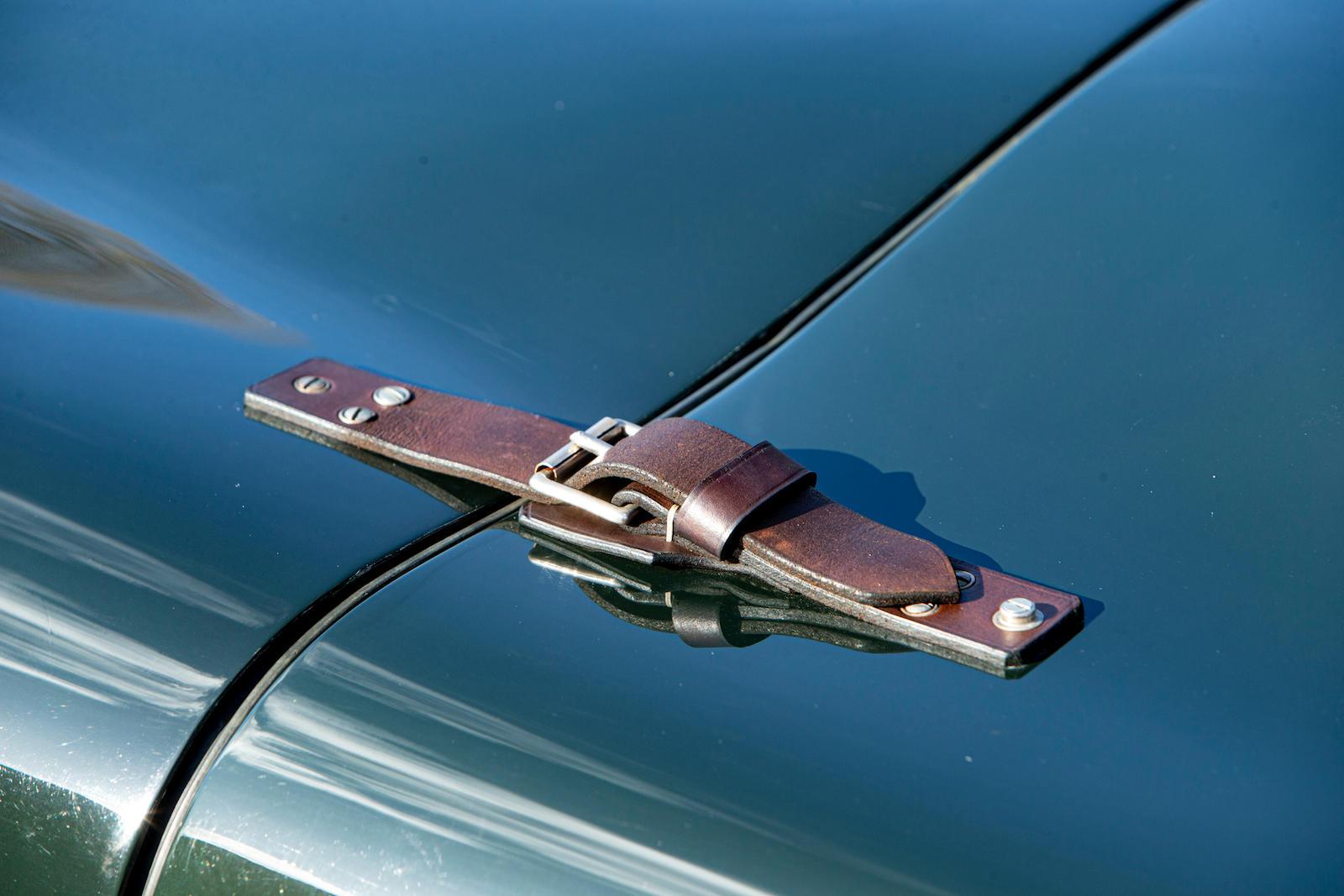 1952 Jaguar XK120 C-Type hood latch