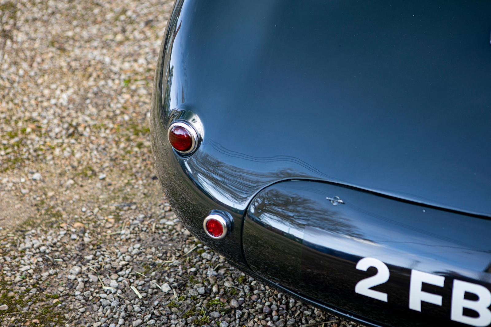 1952 Jaguar XK120 C-Type rear