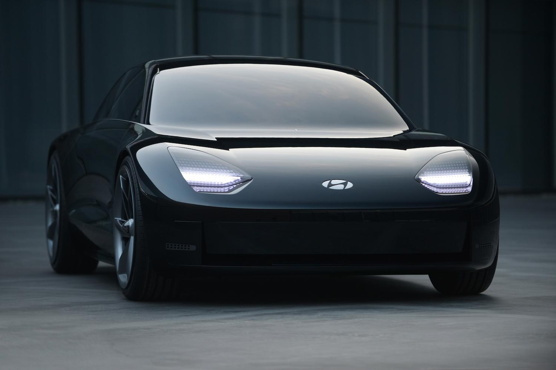 Hyundai's sleek Prophecy concept hints at future EV flagship thumbnail
