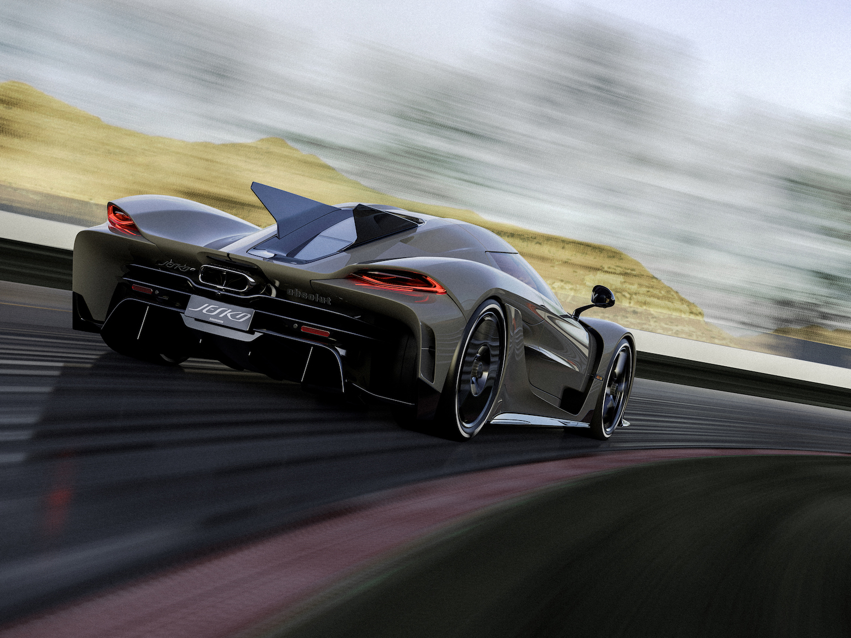 Meet the Jesko Absolut, the fastest car Koenigsegg will ever make thumbnail