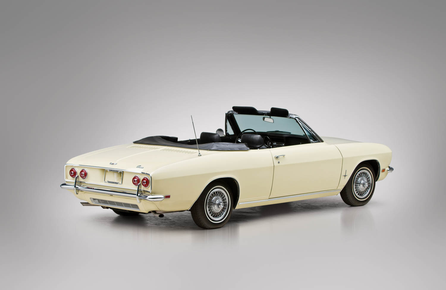 1969 Chevrolet Corvair Monza Convertible Coupe