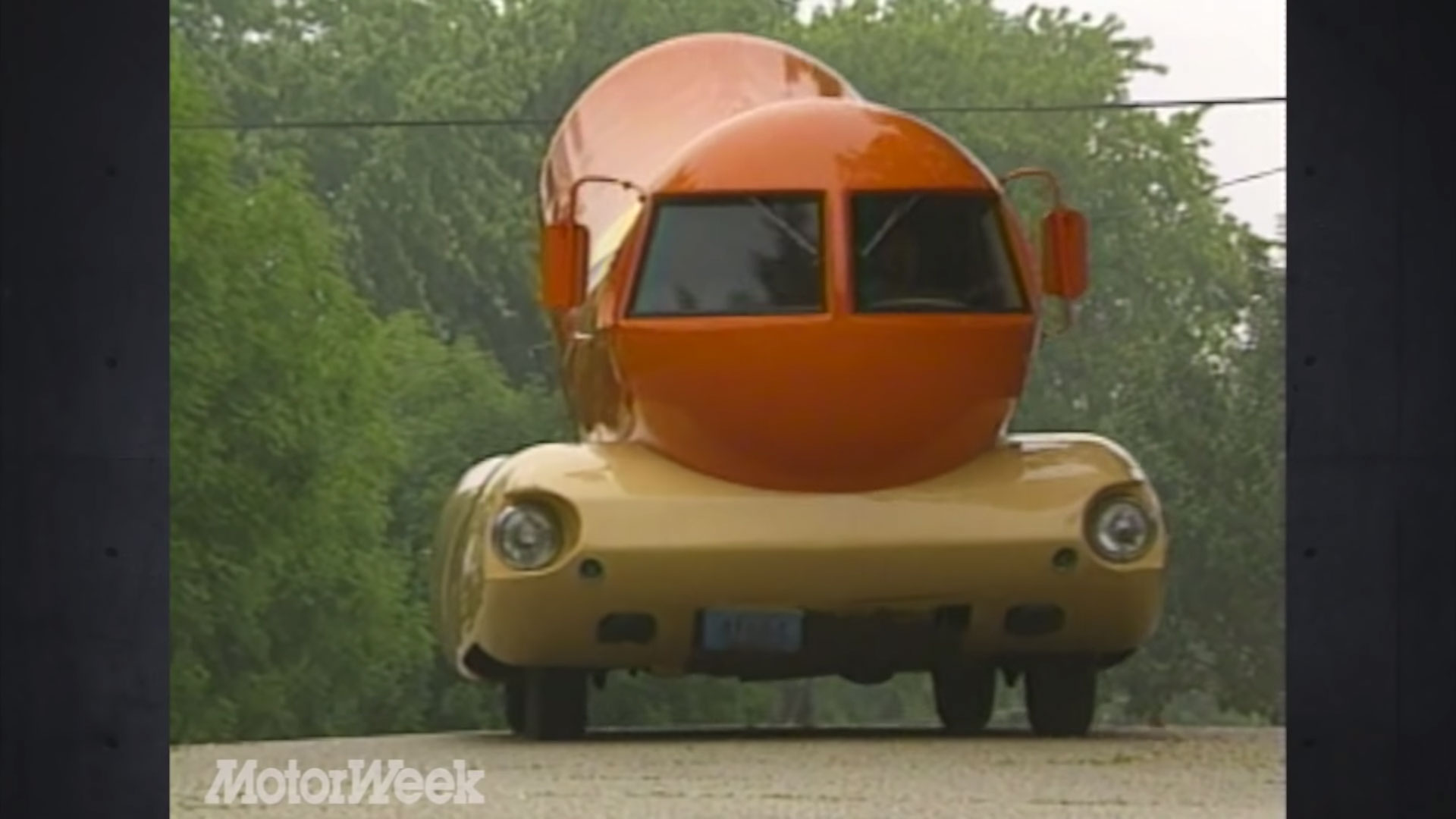 In 1988, Dave Stevens' Oscar Mayer Wienermobile was reborn thumbnail