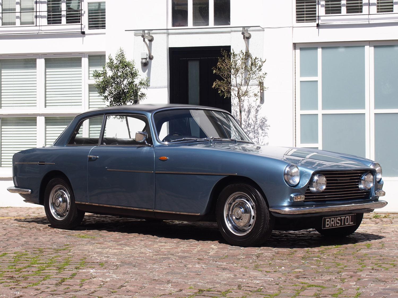 1970 Bristol 411 Series 1