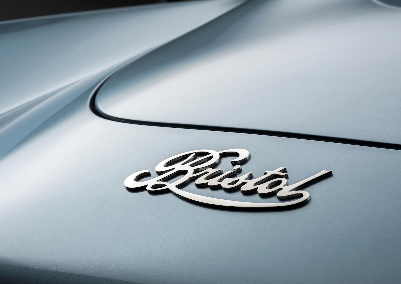 Bristol emblem closeup