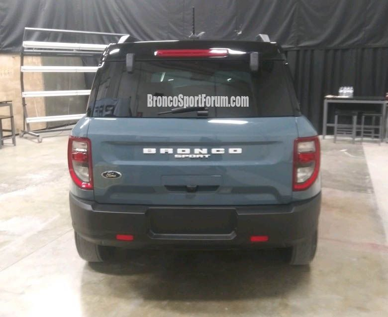 Ford Bronco Sport Leaked image
