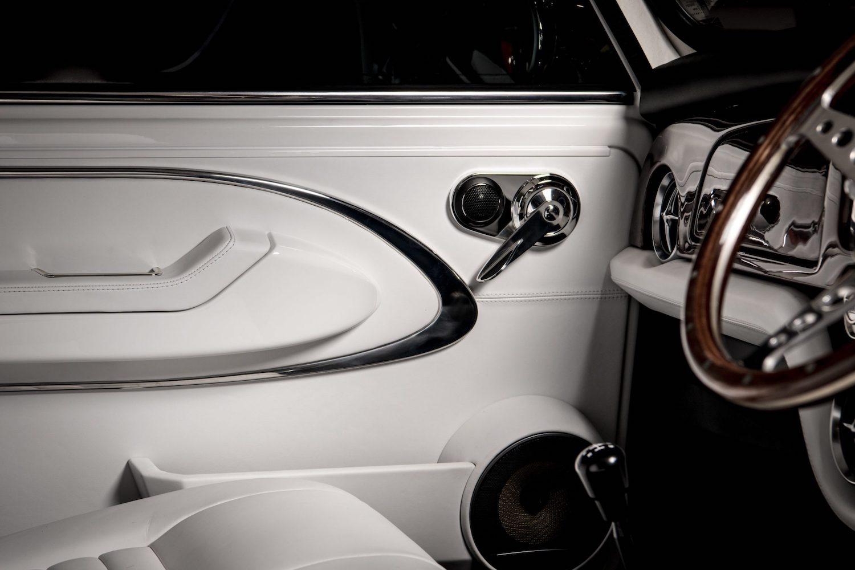david brown remastered mini inspired by bond lotus esprit turbo door panel