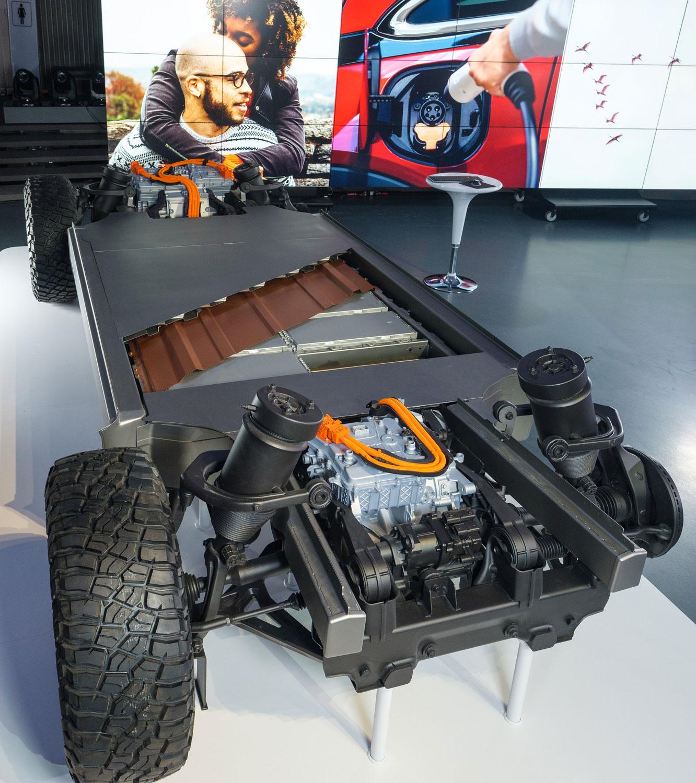New GM EV