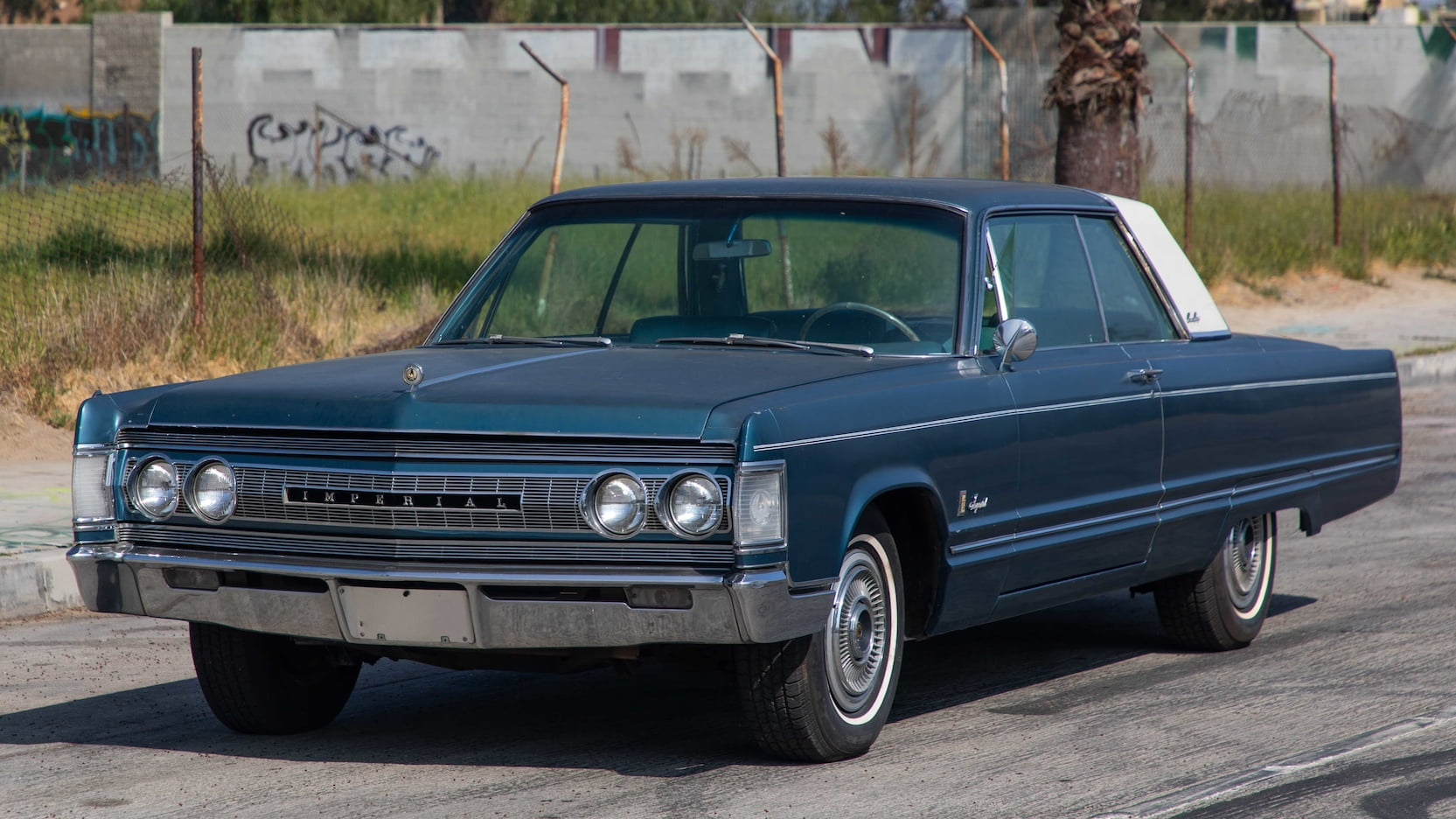 1967 Imperial Crown Coupe