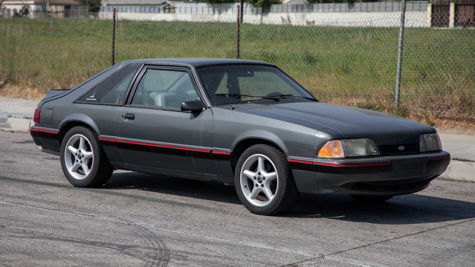 1989 Ford Mustang 5.0 LX