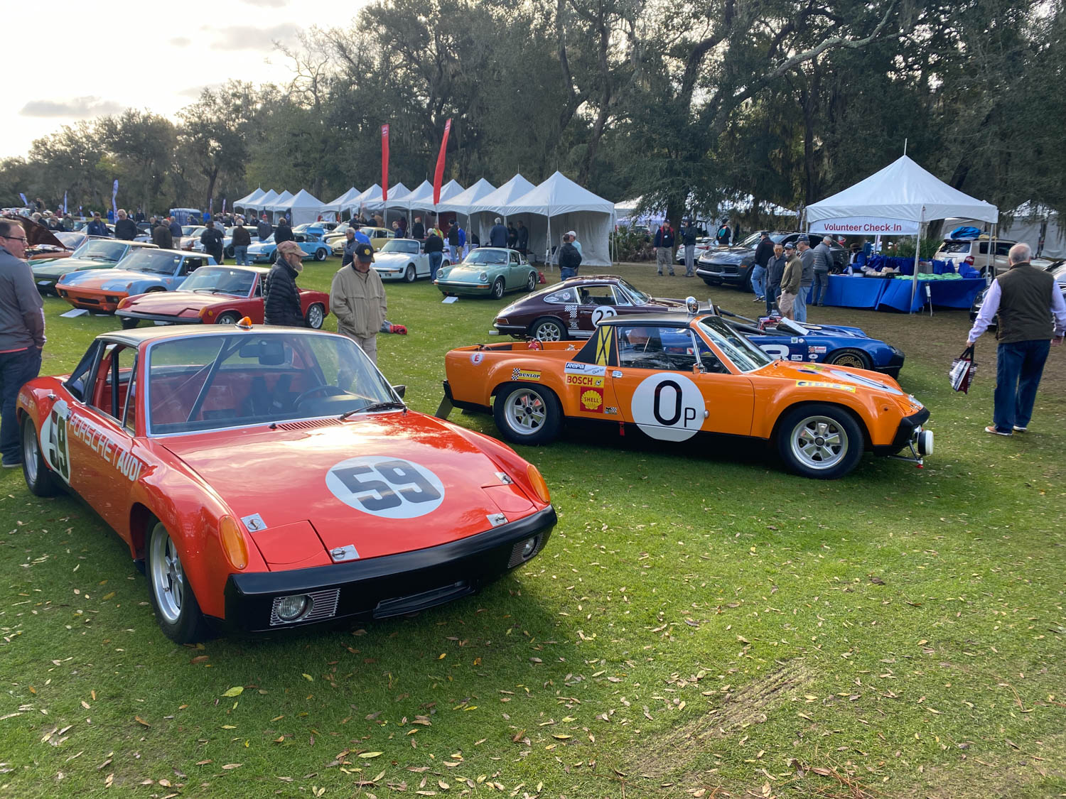 6 sweet rides from the Porsche Werks Reunion at Amelia Island 2020 thumbnail