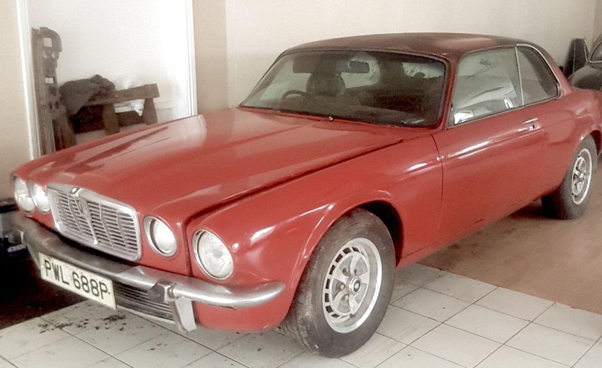 1976 Jaguar XJC 5.3 Coupe