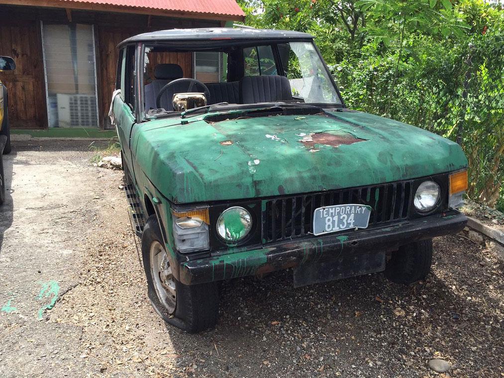 1976 Range Rover