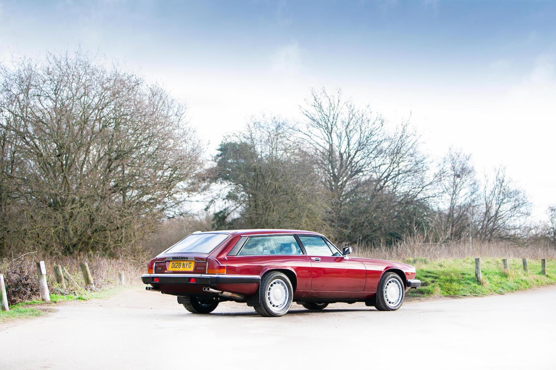 1986 Jaguar XJ-S TWR V12 HE 6.1-Litre Lynx Eventer Sports Estate rear three-quarter