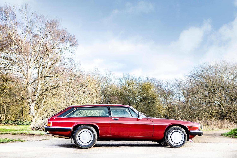 1986 Jaguar XJ-S TWR V12 HE 6.1-Litre Lynx Eventer Sports Estate side-view