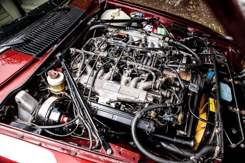 1986 Jaguar XJ-S TWR V12 HE 6.1-Litre Lynx Eventer Sports Estate engine