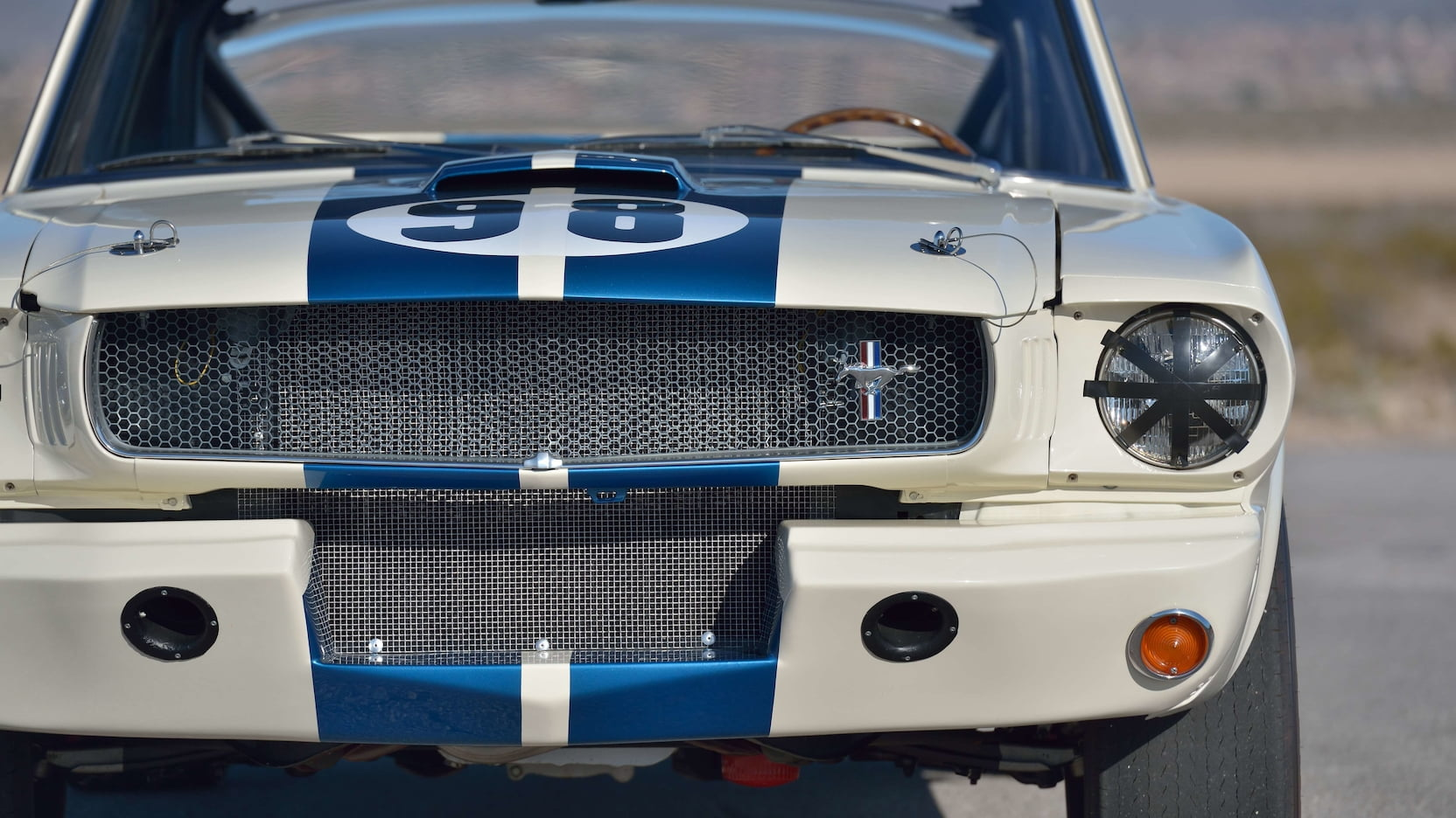 1965 Shelby GT350R Prototype