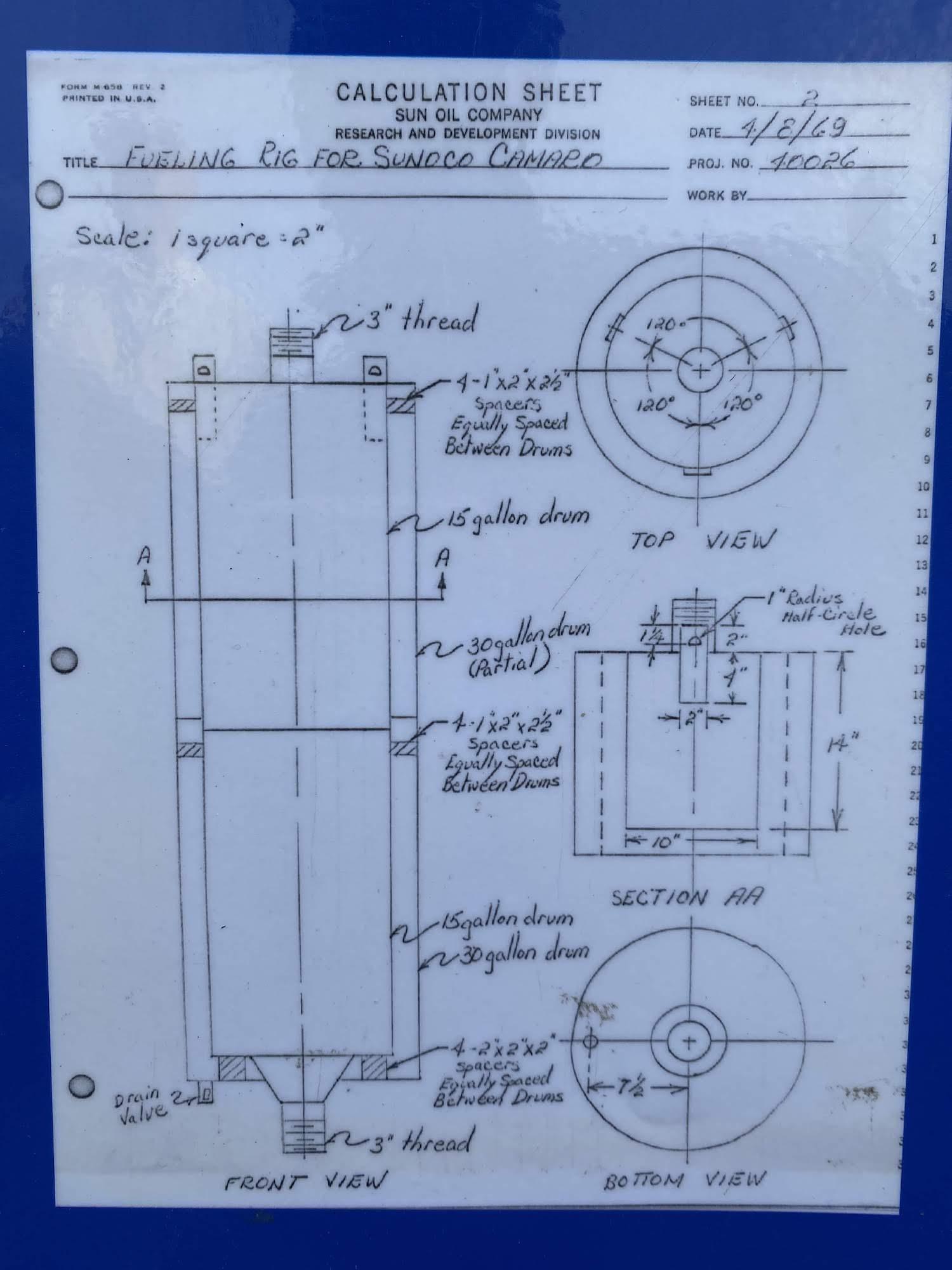 penske pump tower schematic