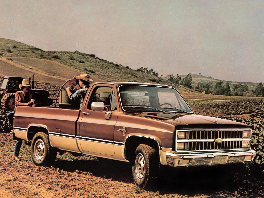 1982 Chevrolet C20