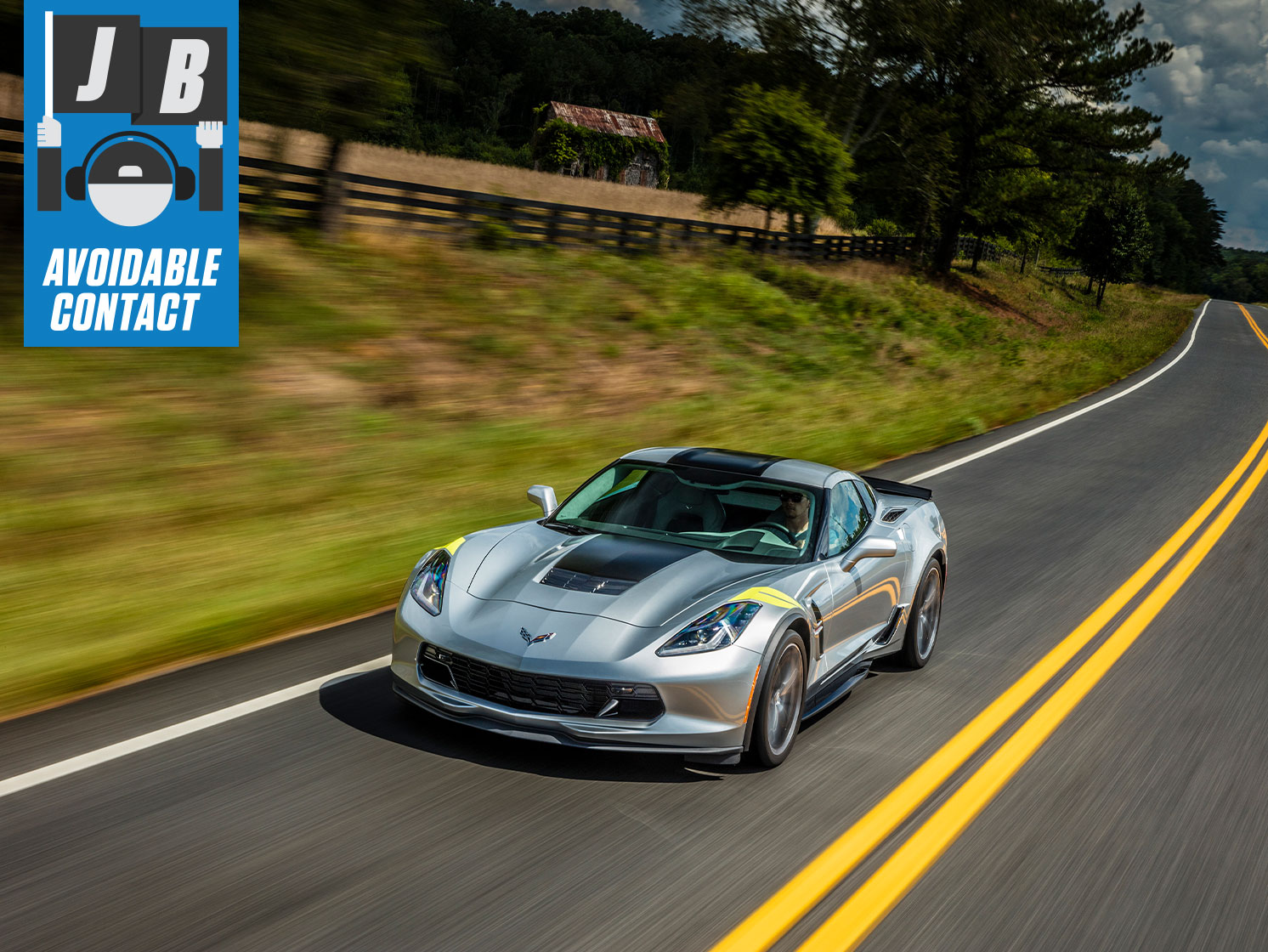 A Corvette offer you just shouldn't refuse thumbnail