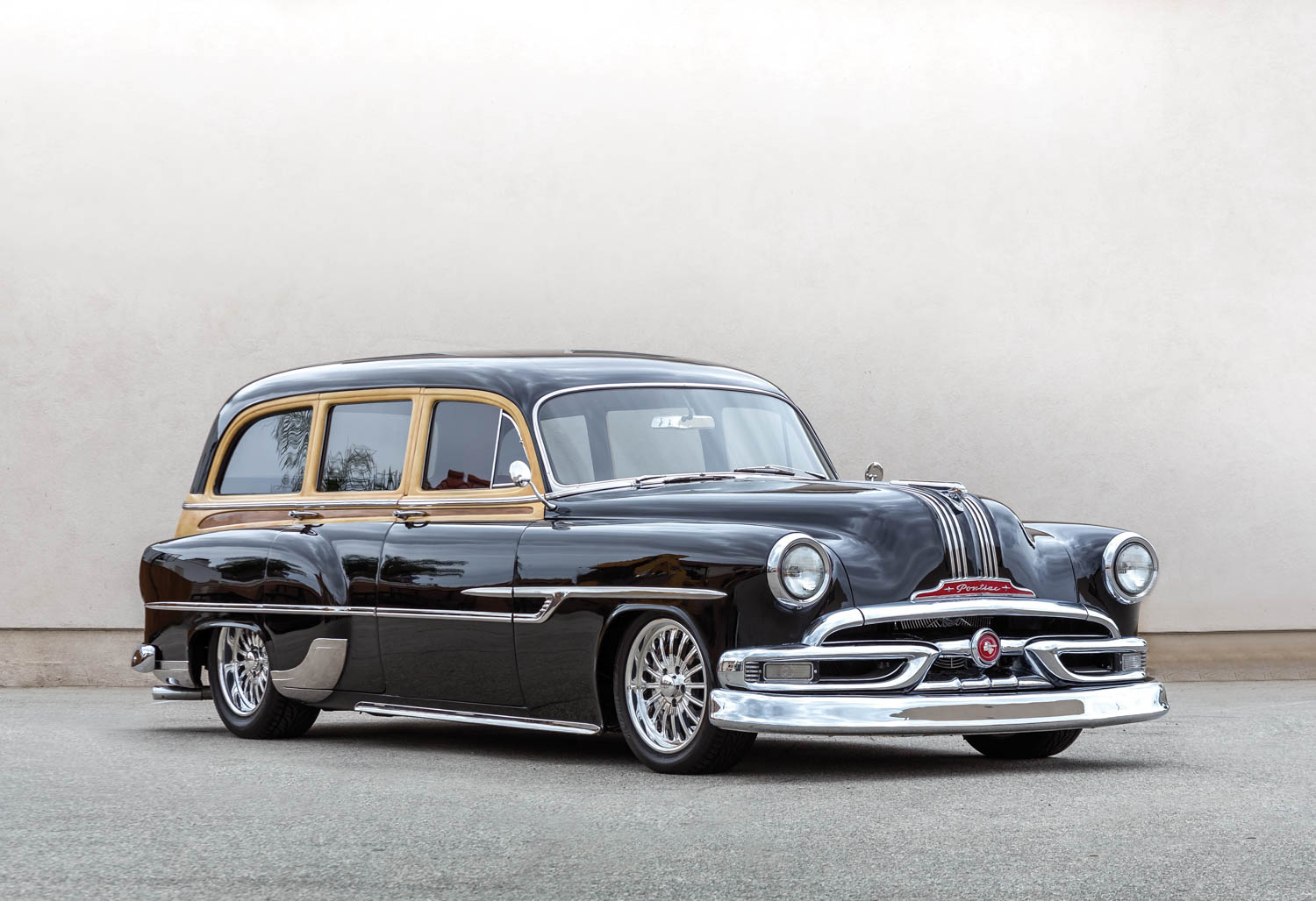 1953 Pontiac Chieftain Deluxe Custom