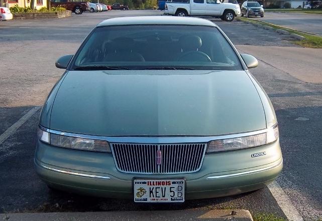 1995 Lincoln Mark VIII