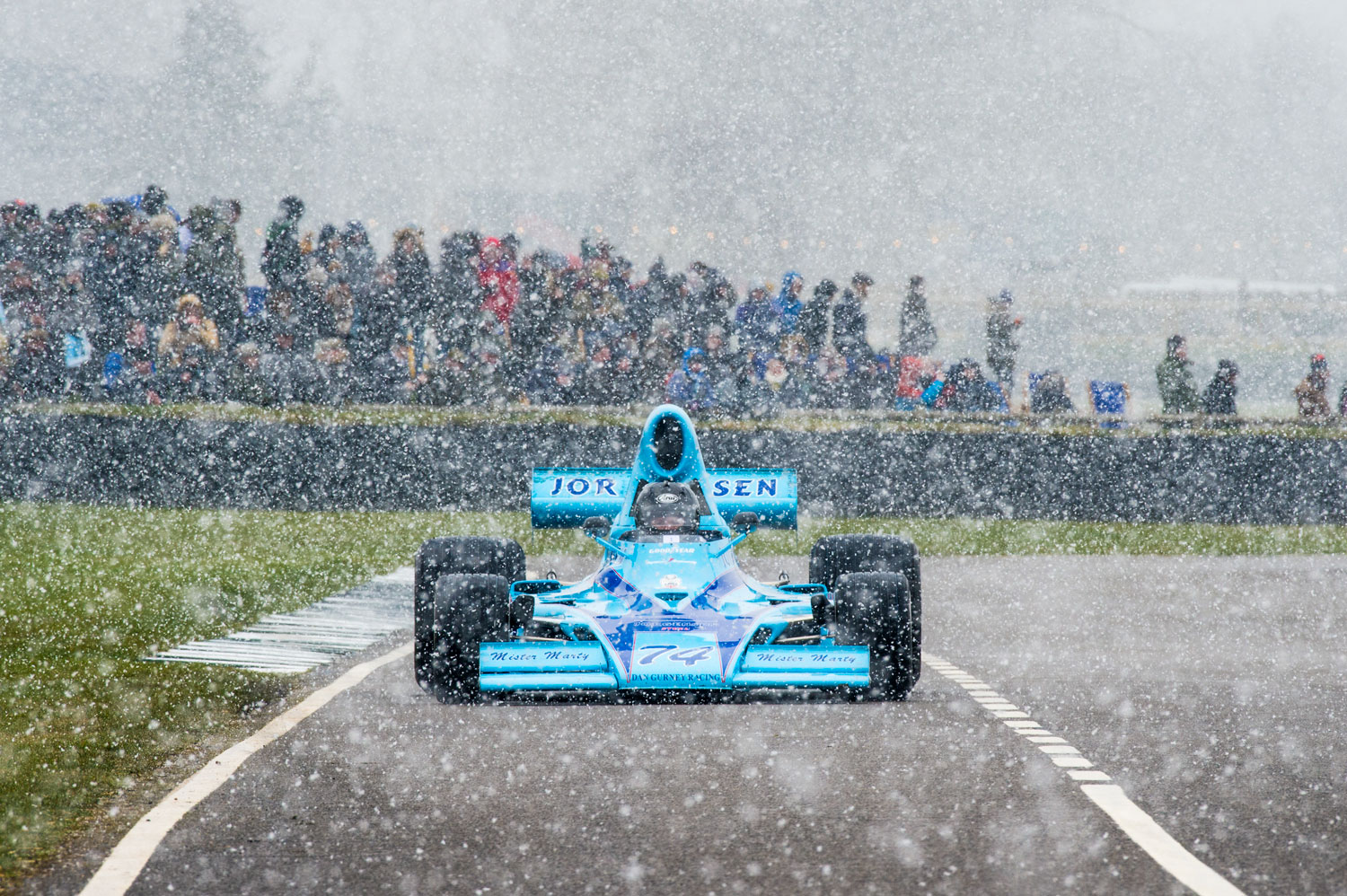 Goodwood Members' Meeting often braves rain and snow—but not COVID-19 thumbnail