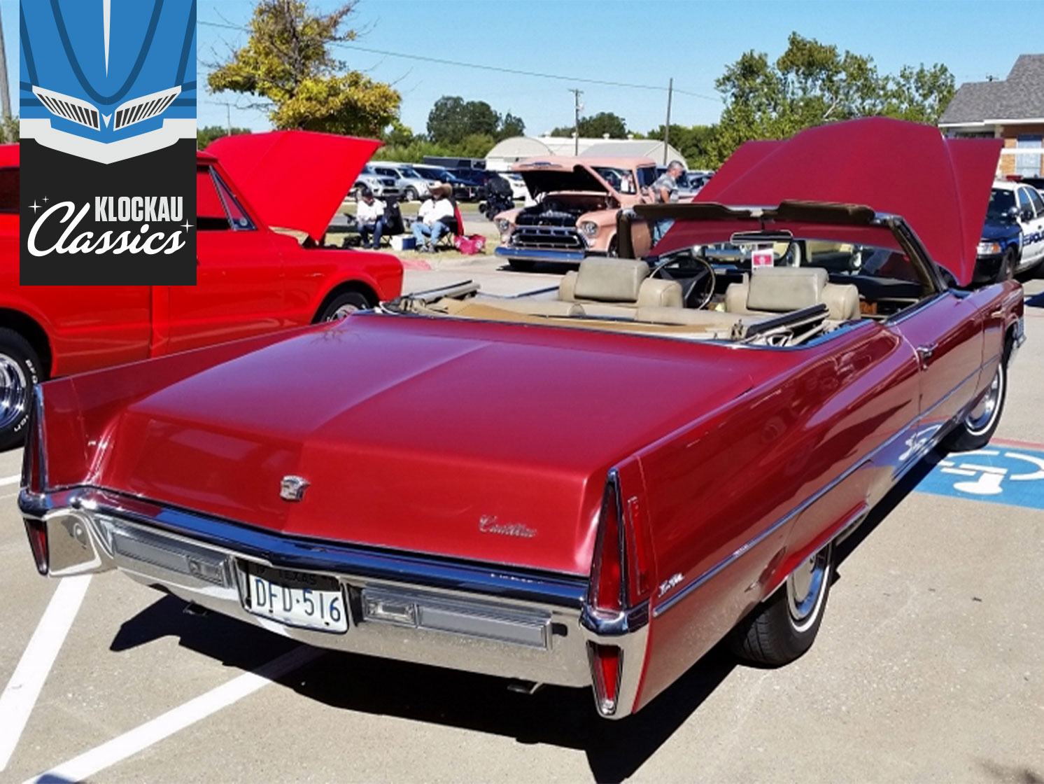 The 1970 DeVille convertible was a fabulous farewell thumbnail