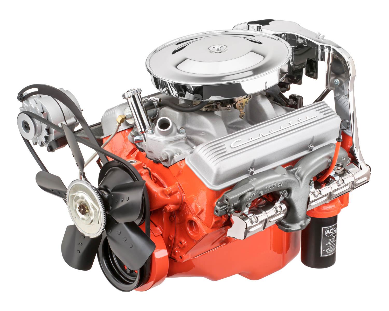 1964 327-cubic-inch L76